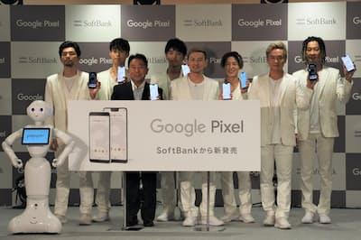 ソフトバンクが2018年11月1日の発売に合わせてイベントを実施するなど、Pixel 3/3 XLには非常に力が入れられている様子がうかがえる