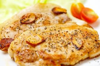 豚肉料理に低ナトリウム塩を使って「減塩」してみては