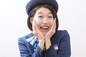 横澤夏子さん。「えちてつ物語 ~わたし、故郷に帰ってきました。~」で映画初主演を果たした