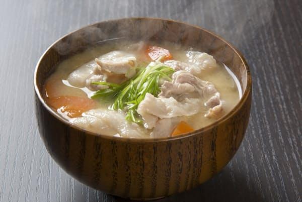家庭料理の定番・豚汁=PIXTA
