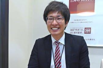 三井不動産リアルティの小林輔さん