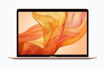 新しくなったMacBook Air。ディスプレーのベゼルが大幅に狭くなった