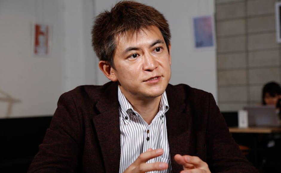 TRUSTDOCKの千葉 孝浩 最高経営責任者(CEO)