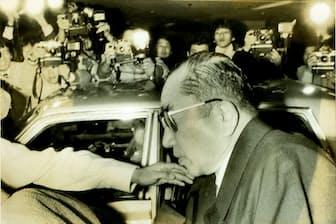 1982年9月、三越を私物化したとして社長の岡田茂氏が取締役会で解任された