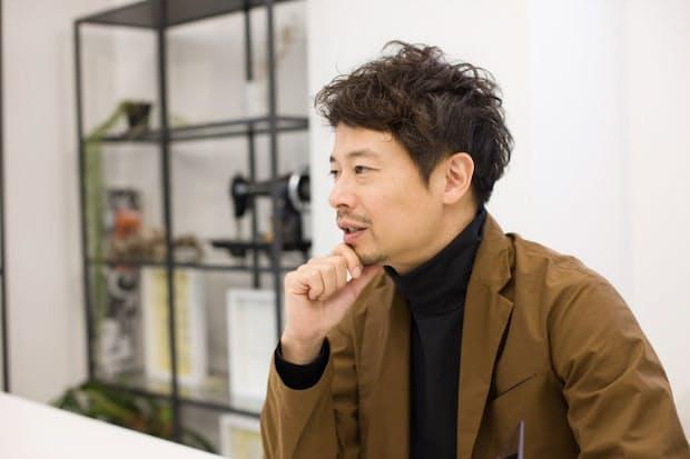 シタテル社長 河野秀和氏
