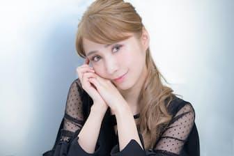 サラ・オレインさん。2018年10月にベスト盤「Timeless~サラ・オレイン・ベスト~」をリリースした