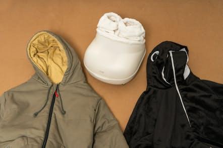 年末年始を家で快適に過ごすための注目グッズ特集。第1回は「人ダメ系」と呼ばれる暖かグッズを取り上げる