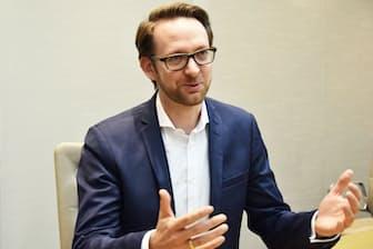 独SAPのトーマス・ザウアーエシッヒCIO