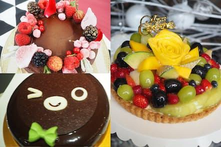 駅ナカ&駅近で買える注目クリスマスケーキ特集も3年目。今年の特徴はダイバーシティだ