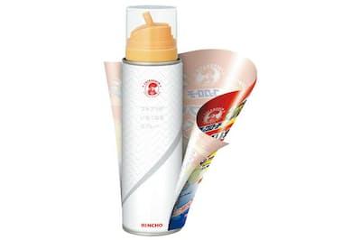 ゴキブリがいなくなるスプレー」は2009年発売、12年に若干のリニューアルを行い、18年2月に、新発売の「ゴキブリがうごかなくなるスプレー」と姉妹商品として「コックローチ」ブランドに統合