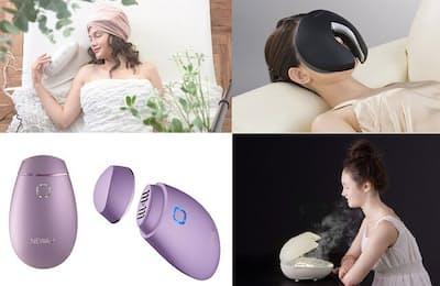 美容のために大切な「温活」を手伝ってくれる家電が続々と登場している