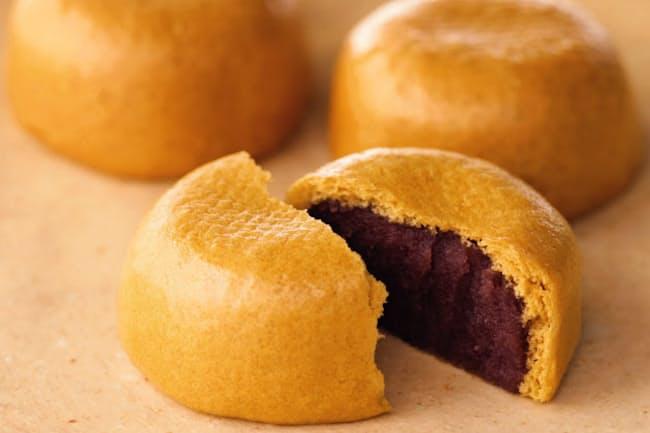 柏屋の飽きの来ない甘さの「薄皮饅頭」は日本三大まんじゅうに数えられる