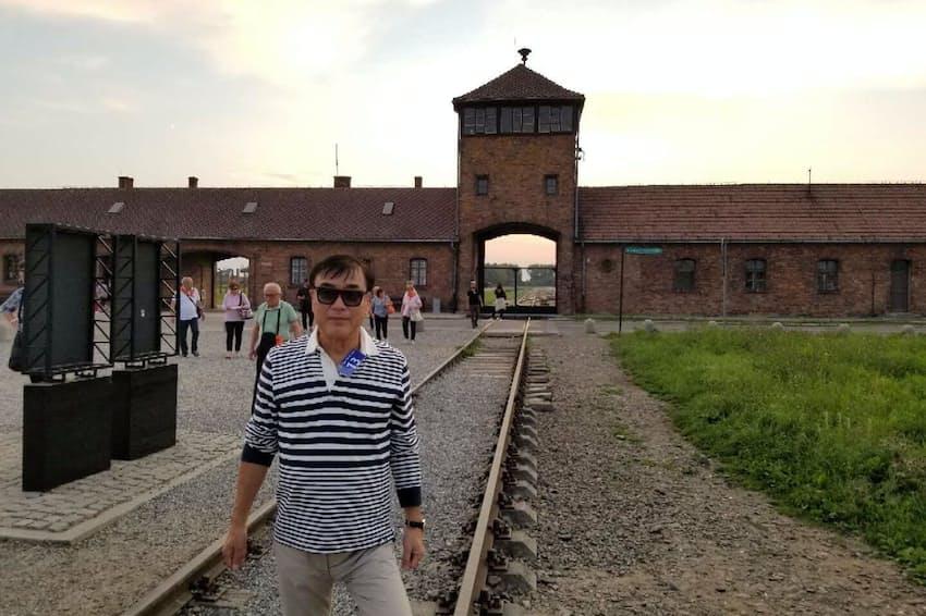 世界遺産にも登録されたポーランドのアウシュビッツ強制収容所を訪れた沢田氏
