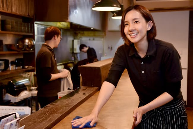 ステーキ丼「佰食屋」運営 minitts代表取締役 中村朱美さん