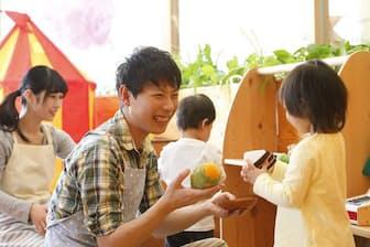 東京23区で認可保育園に入りやすいのは?(写真はイメージ=PIXTA)