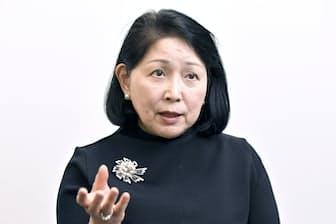 橘・フクシマ・咲江 G&Sグローバルアドバイザーズ社長