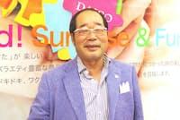 大創産業の矢野博丈会長
