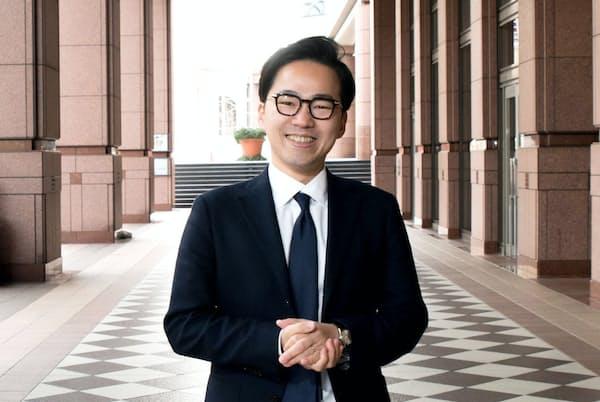 元お笑い芸人で、人材研修コンサルティングを手掛ける中北朋宏氏