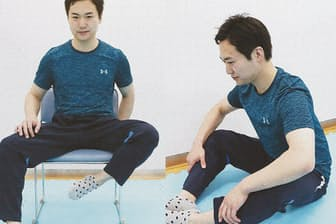 筋肉は加齢とともに衰えるが、適度なトレーニングで維持・強化でき、加齢による腰・膝の痛みの改善にもつながる。