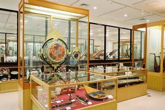 大学博物館には国内屈指のコレクションが集まる(大阪音楽大学音楽メディアセンター楽器資料館、大阪府豊中市)