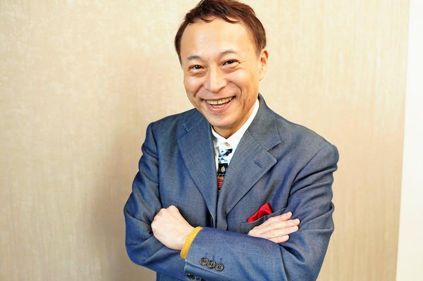 「アッシー」「ジモティ」などの命名者として知られる西川りゅうじんさん