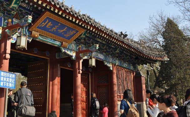 筆者は、中国の大学について「上位校と普通校に大きな格差がある」と指摘する