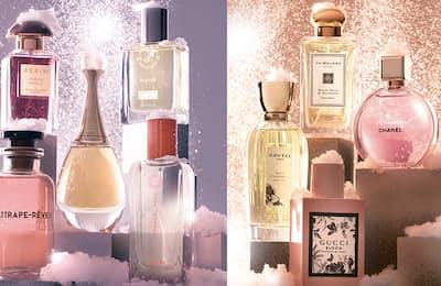 香りもボトルもオリジナリティあふれる17本をご紹介。(NikkeiLUXEより)