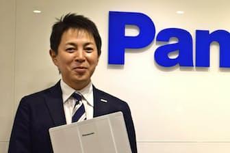 パナソニックの本田拓郎さん