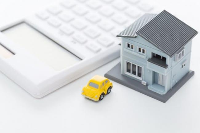消費増税でも損しない住宅・車の購入方法がある(写真はイメージ=PIXTA)