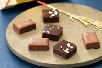 1位の獺祭ショコラ