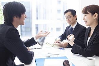 会社員は昇進が上限に達したら、やる気を失うのが一般的だ。では、どうしたらよいのだろう? 写真はイメージ