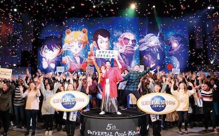 5周年を迎え、イベント史上最大のスケールで幕を開けた「ユニバーサル・クールジャパン 2019」