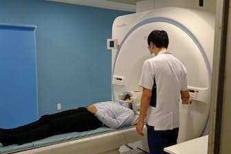 脳ドックでもある程度、認知症のリスクを把握できる(東京銀座クリニック)