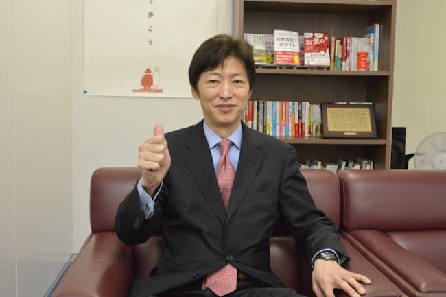 中野さんは「運用管理を専門家に任せれば、難しい判断や管理の手間から解放される」と語る