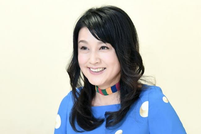 1971年兵庫県出身。92年にミス日本グランプリ受賞、モデルなどを経て女優として活動中。チャリティー写真展を開催するなど国際親善にも尽力。「二月競春名作喜劇公演」に出演中。