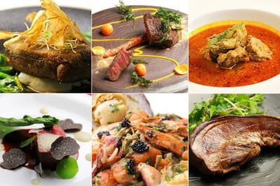 総選挙型レストラン「re:Dine GINZA」に在籍する6人のシェフの料理