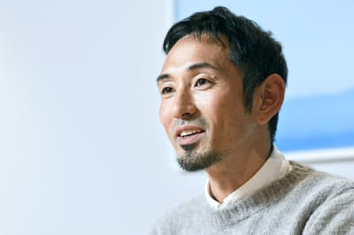 元陸上選手でスポーツ関連ビジネスを手掛ける会社「侍」の社長を務める為末大氏
