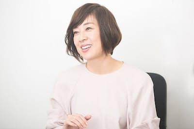 日本テレビキャスターの小西美穂さん