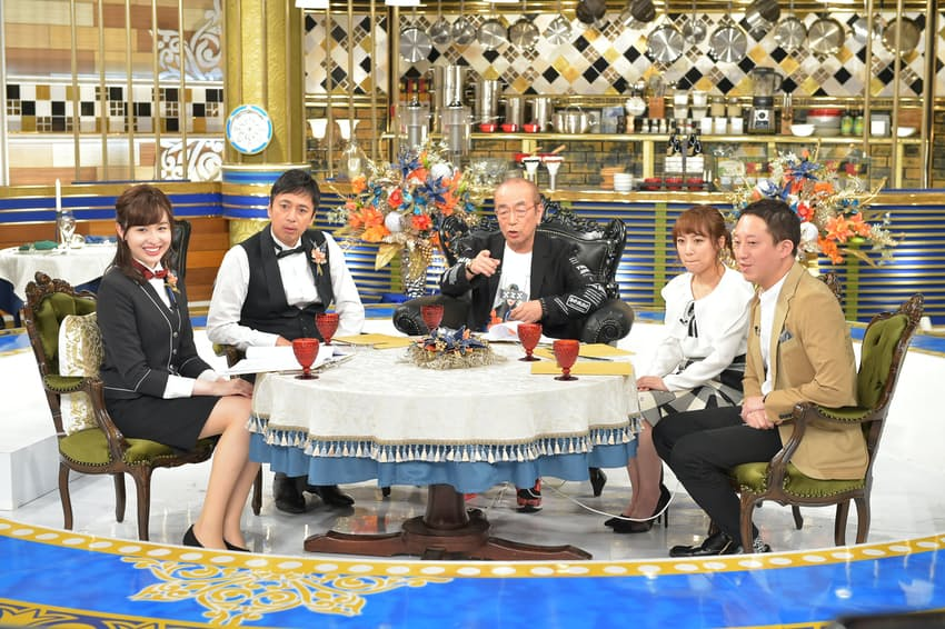 『人生最高レストラン』(土曜23時30分/TBS系) 2月23日放送の100回記念では、志村けんをゲストに迎える。小松氏はチーフプロデューサー。心に残っている最高においしかった食の体験をゲストから聞き、その料理が映像で紹介される。トークではゲストの人柄も表れる。