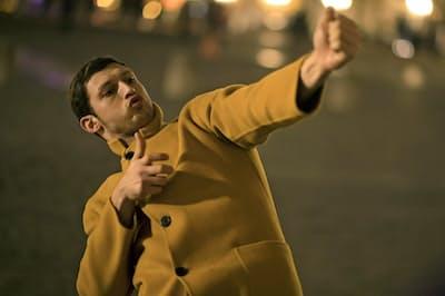 金熊賞のナダヴ・ラピド監督「シノニムズ」(C)Guy Ferrandis / SBS Films
