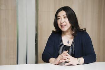 塚田訓子ECC取締役