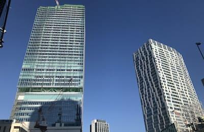 大規模な都市再開発が進む渋谷駅周辺