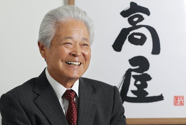 ハイデイ日高の神田正会長