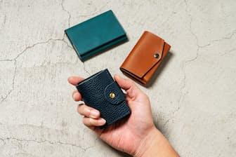 人気急上昇中のミニ財布から注目の3製品を紹介する