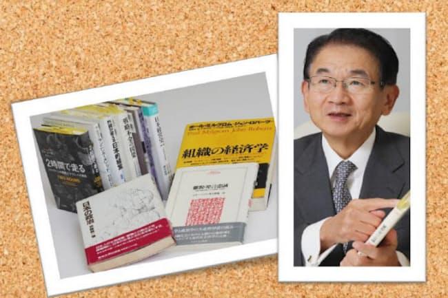 肥塚雅博氏と座右の書・愛読書