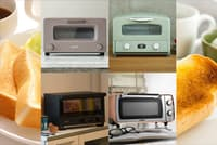 おいしいトーストが作れる最新オーブントースター4機種を紹介する