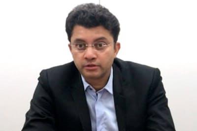 ニューヨーク大学スターン・スクール・オブ・ビジネス教授 アニンディヤ・ゴーシュ氏