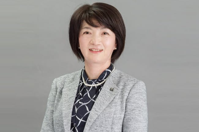 吉田正子・東京海上日動火災保険常務執行役員