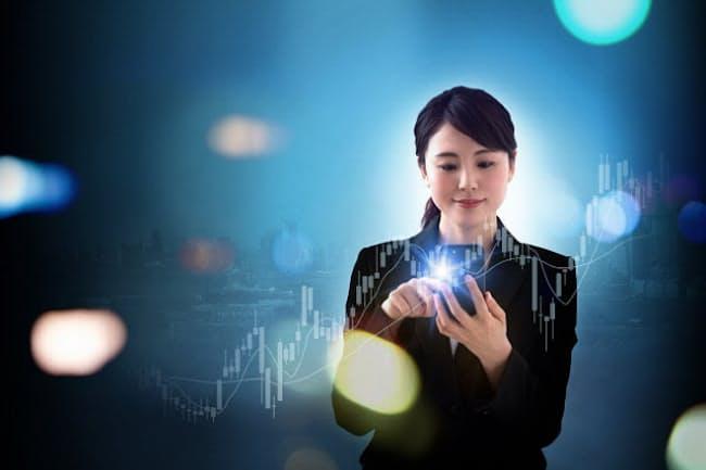 資産1億円女子は「マイルール」を決めて投資する(写真はイメージ=PIXTA)
