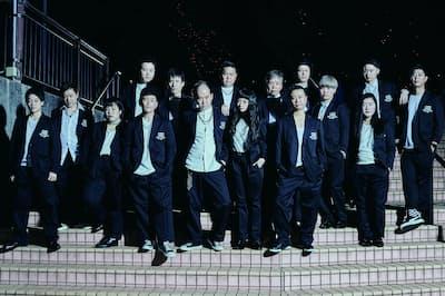 トレンディエンジェルの斎藤とスパイクの小川が選抜メンバーのWセンター